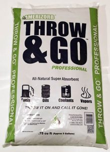 Amerizorb Throw & Go Spill Clean Up