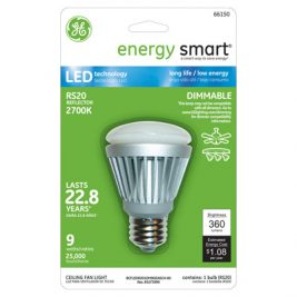 GE 9W Commercial LED Bulb