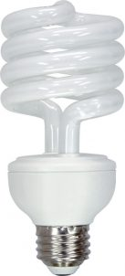 GE 26W Compact Fluorescent Bulb in Soft White