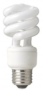 TCP 14W Compact Fluorescent Bulb