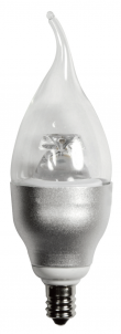 Maxlite Decorative Candle LED Light Bulb