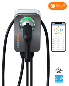 Home Flex Charging Station – NEMA 14-50 Plug by ChargePoint