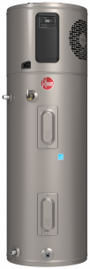 Rheem® Hybrid Electric Water Heater – Utility Rebate Applied at Checkout
