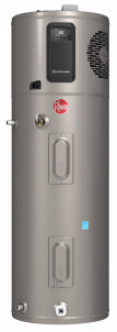 Rheem® Utility Model Hybrid Electric Water Heater – Rebate Applied at Checkout